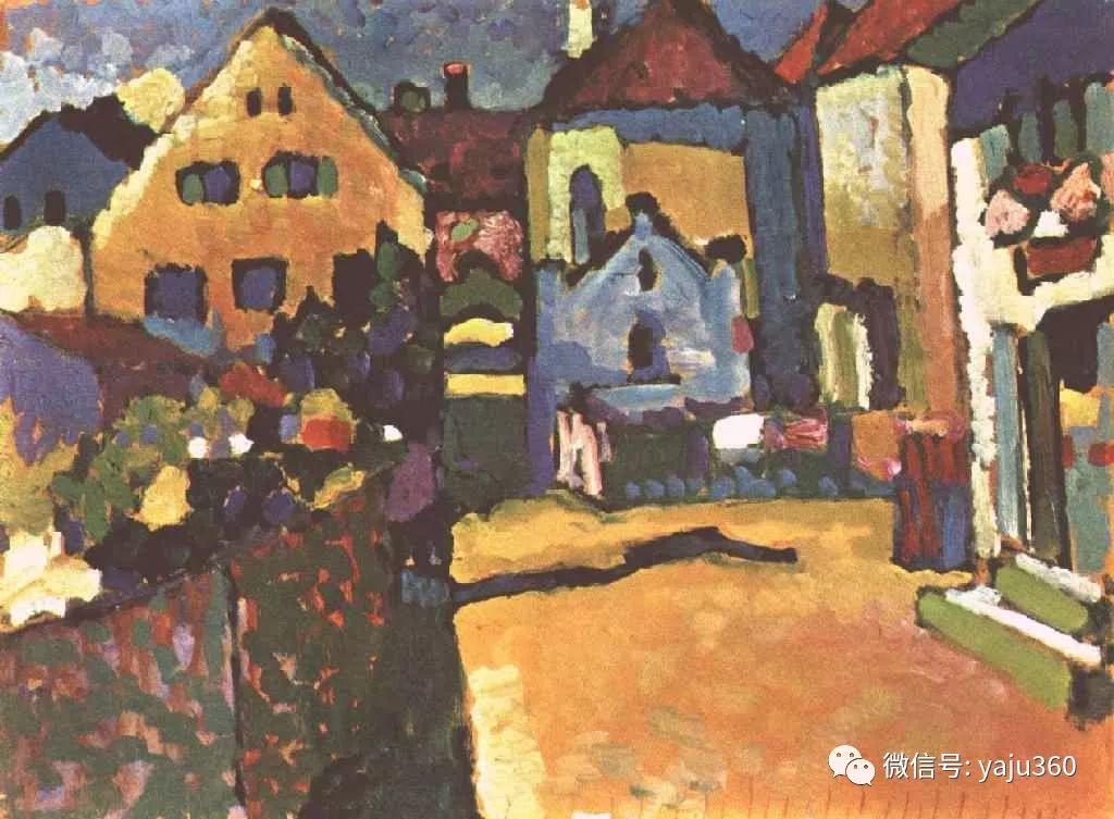 世界著名画家之康定斯基插图37