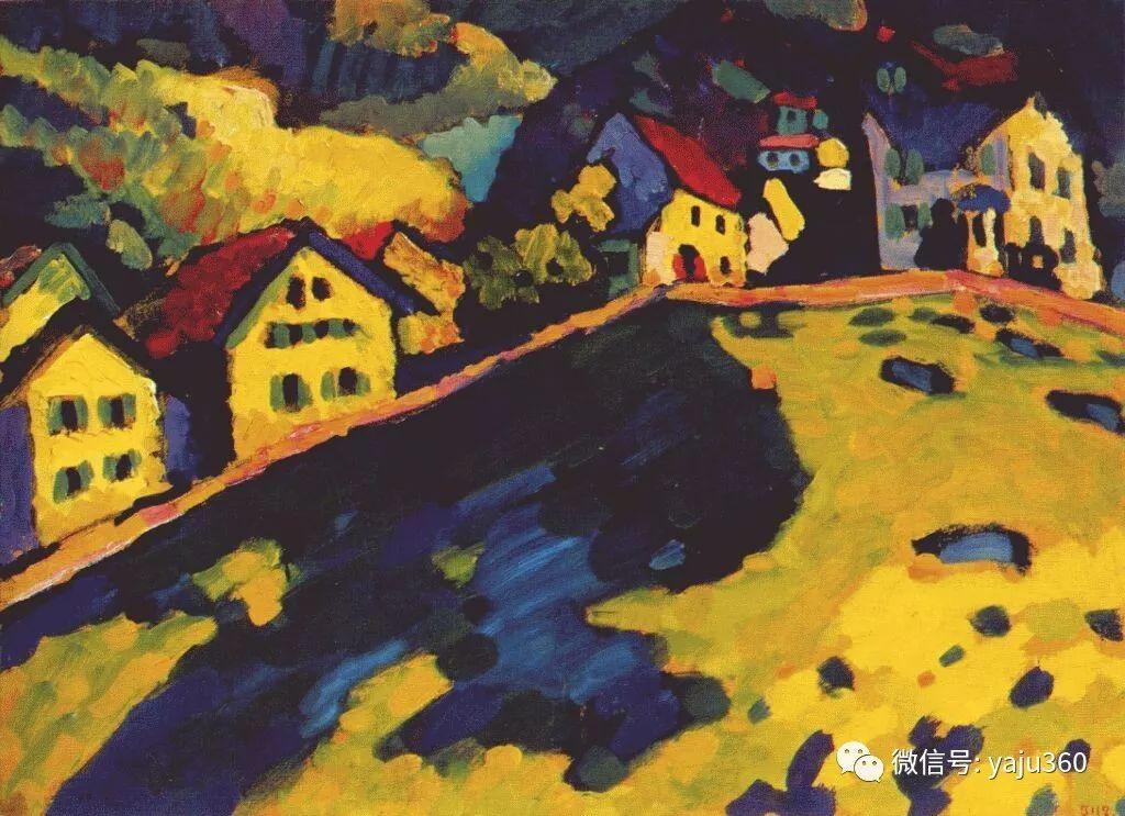 世界著名画家之康定斯基插图38