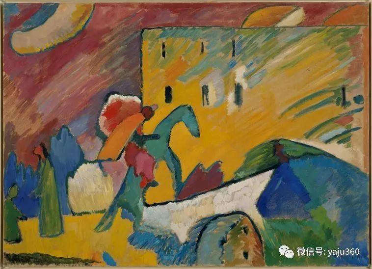 世界著名画家之康定斯基插图39