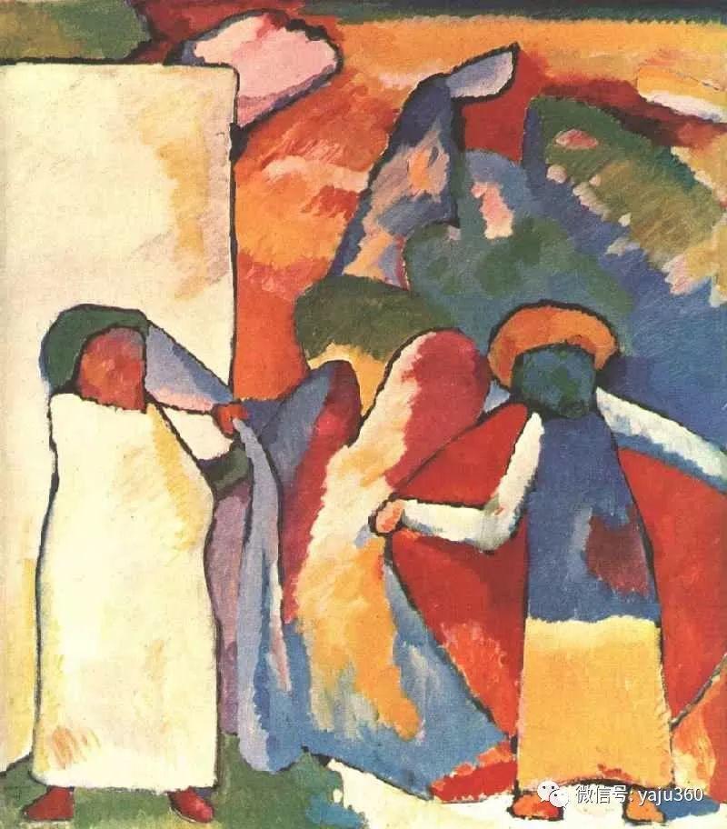 世界著名画家之康定斯基插图40
