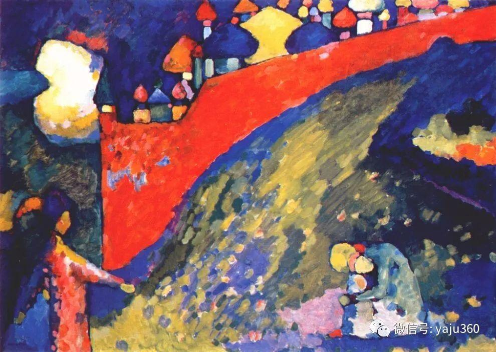 世界著名画家之康定斯基插图44