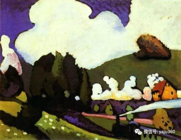 世界著名画家之康定斯基插图46