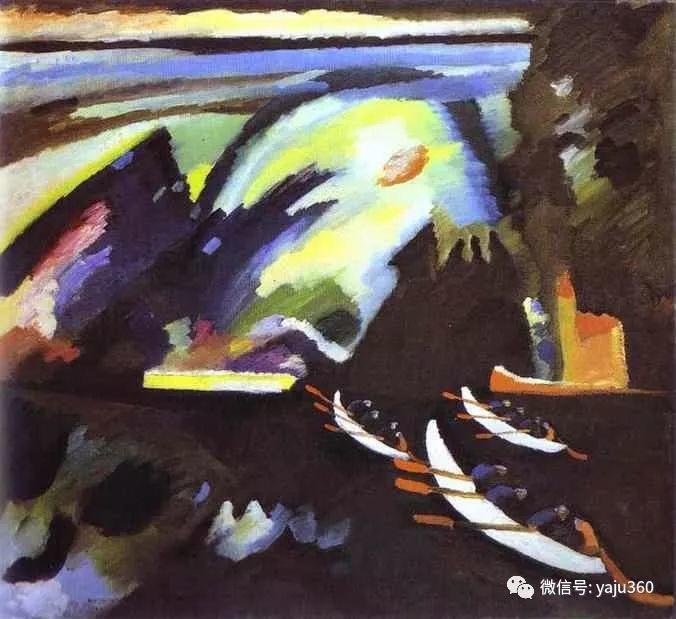 世界著名画家之康定斯基插图49