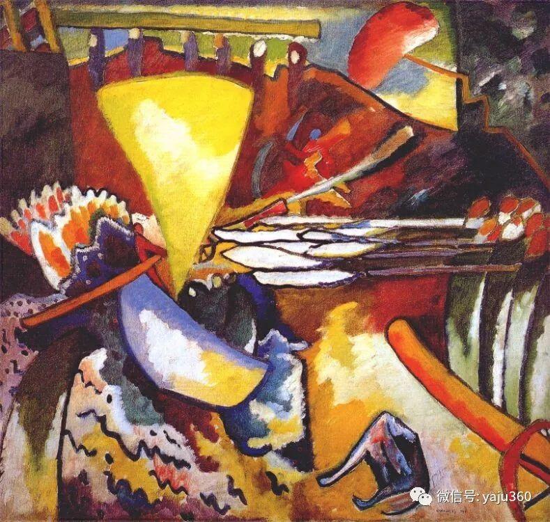 世界著名画家之康定斯基插图50