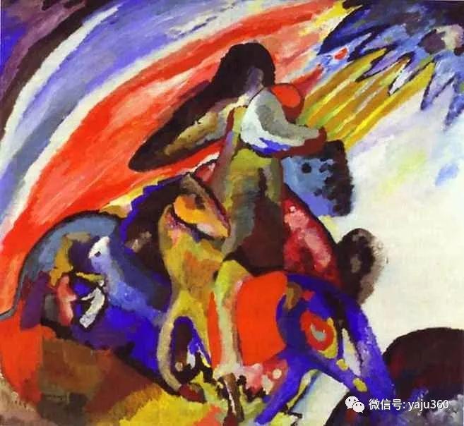 世界著名画家之康定斯基插图51