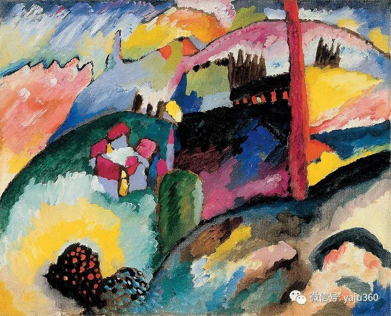世界著名画家之康定斯基插图54