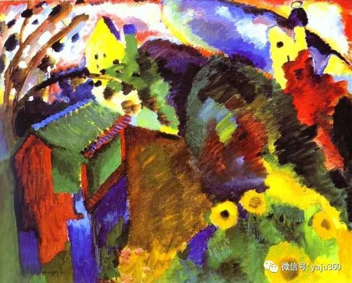 世界著名画家之康定斯基插图56