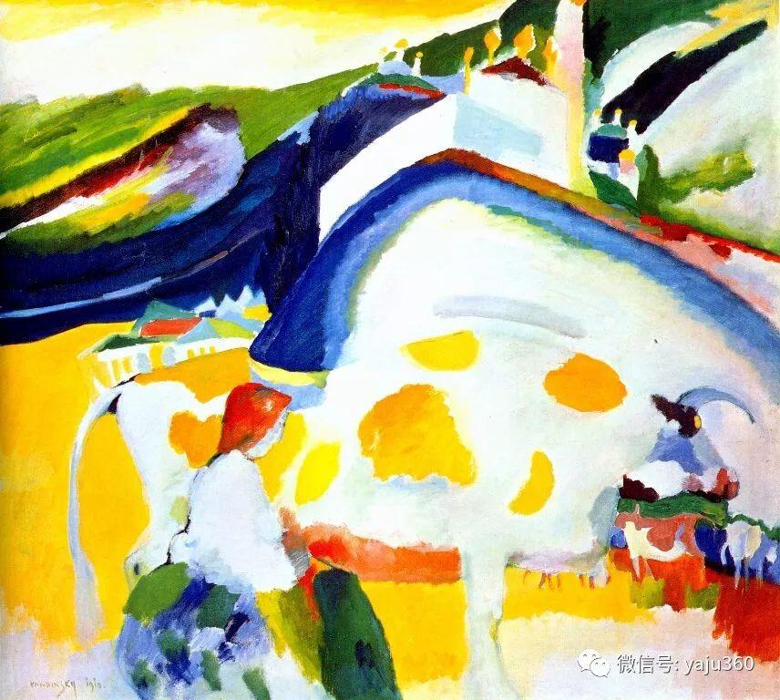 世界著名画家之康定斯基插图57