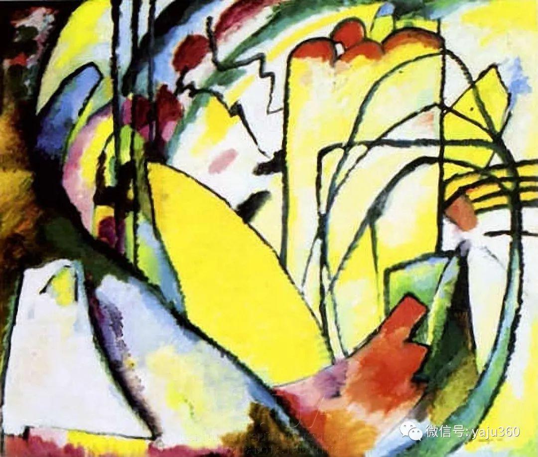 世界著名画家之康定斯基插图59