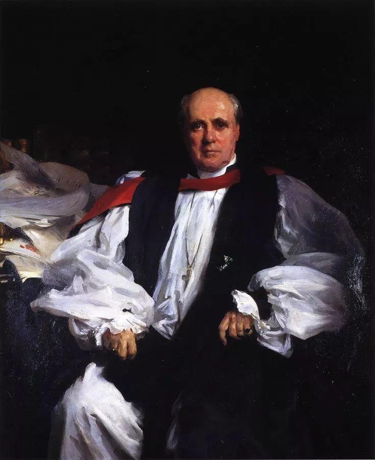 美John Singer Sargent肖像油画欣赏二插图3