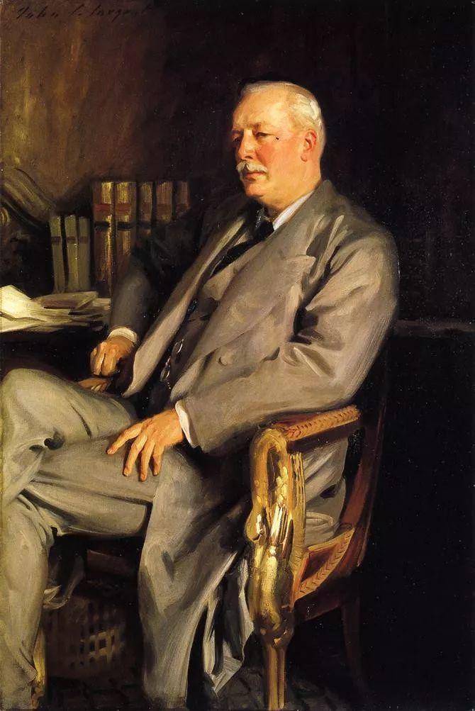 美John Singer Sargent肖像油画欣赏二插图5
