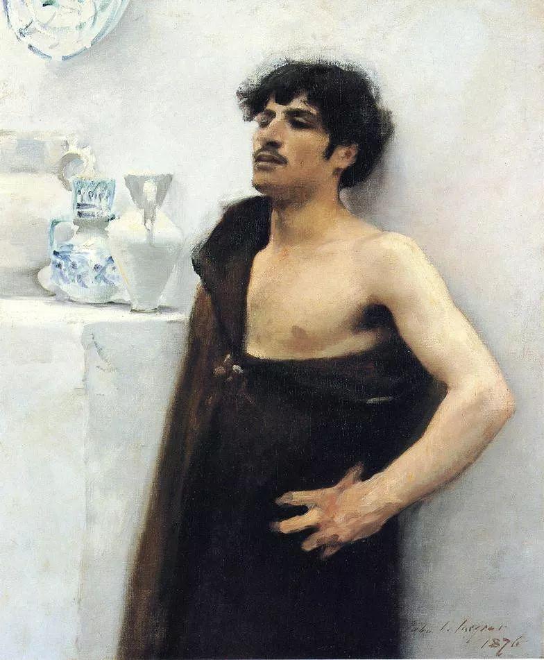 美John Singer Sargent肖像油画欣赏二插图37