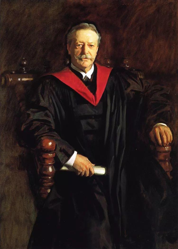 美John Singer Sargent肖像油画欣赏二插图43