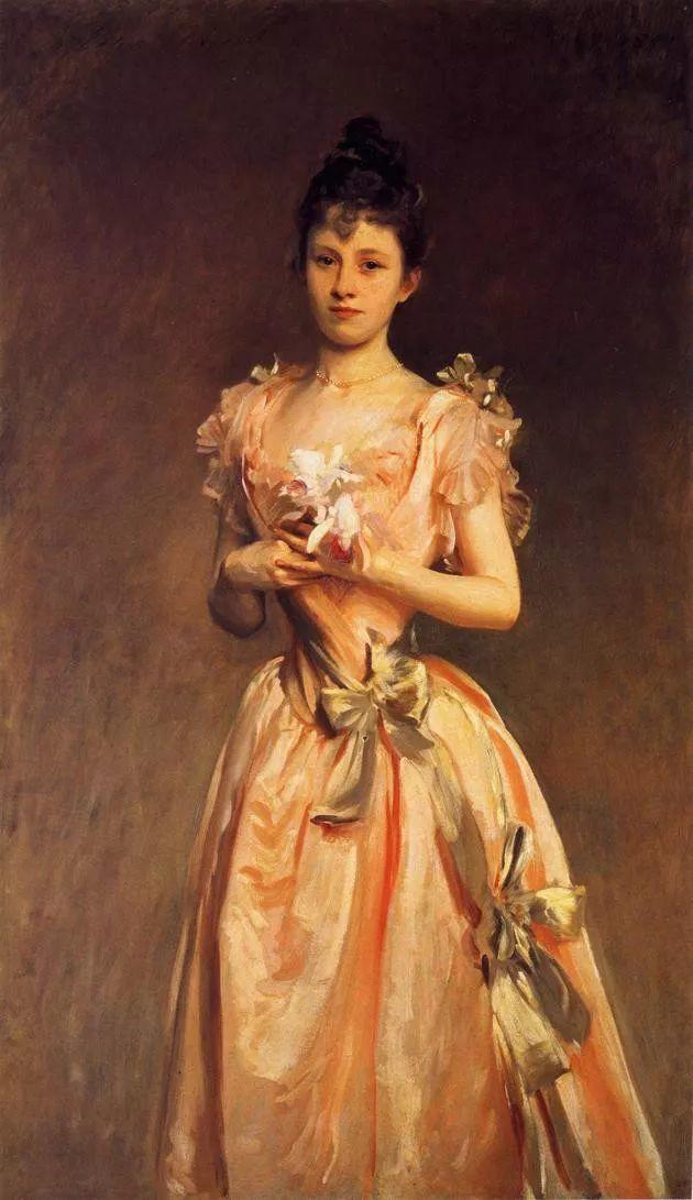 美John Singer Sargent肖像油画欣赏二插图63