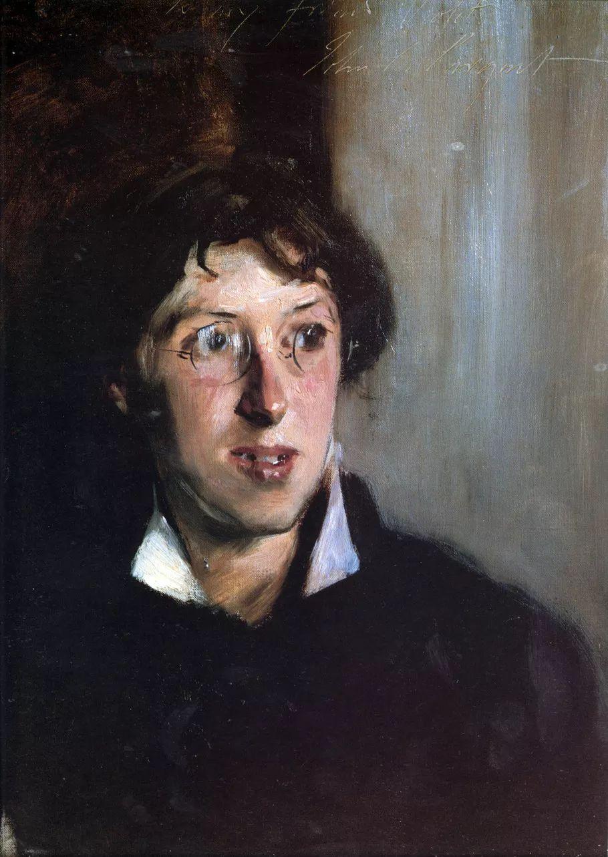 美John Singer Sargent肖像油画欣赏二插图77