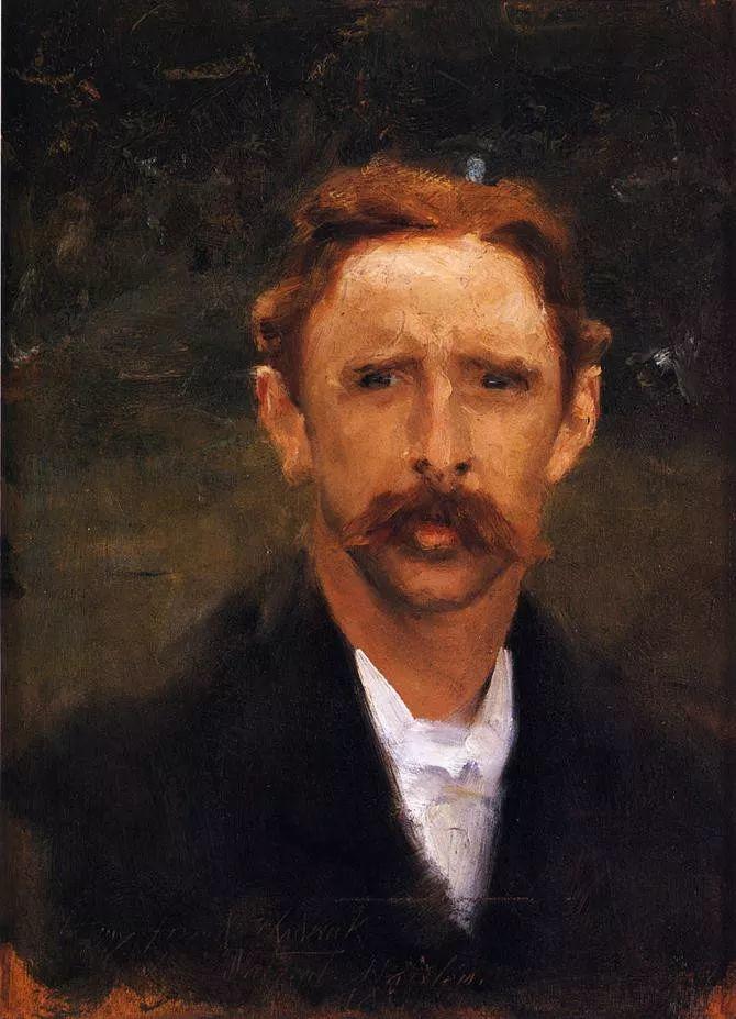 美John Singer Sargent肖像油画欣赏二插图109