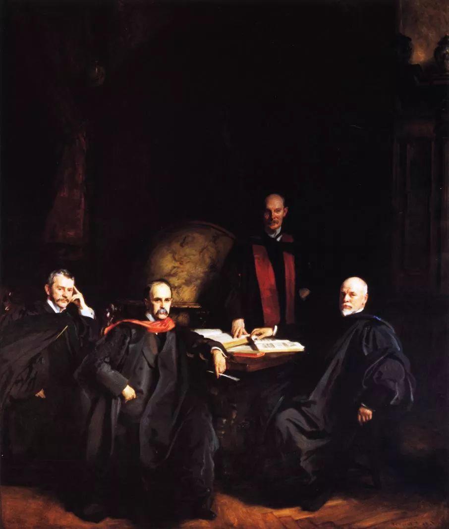 美John Singer Sargent肖像油画欣赏二插图123