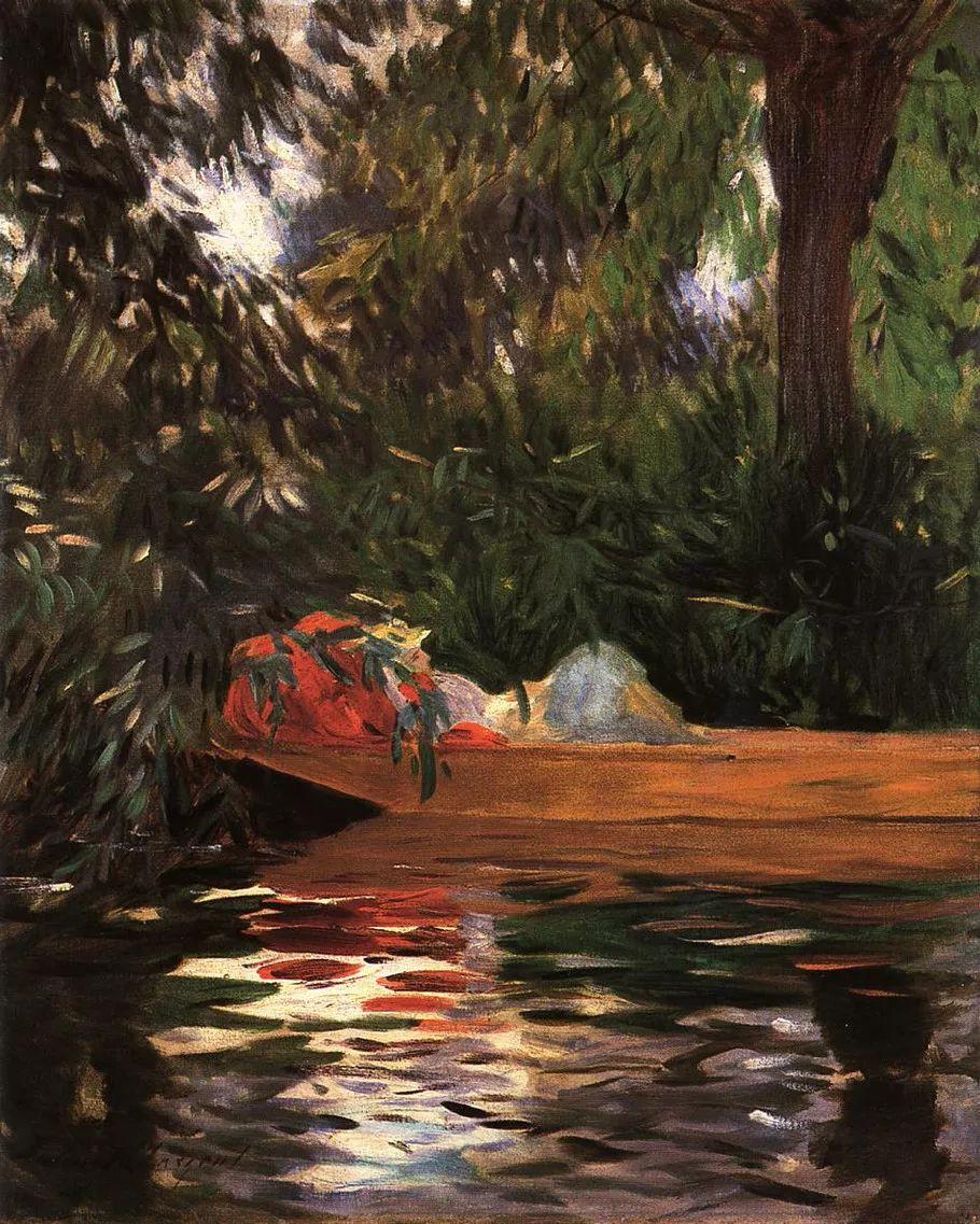 美John Singer Sargent肖像油画欣赏二插图133