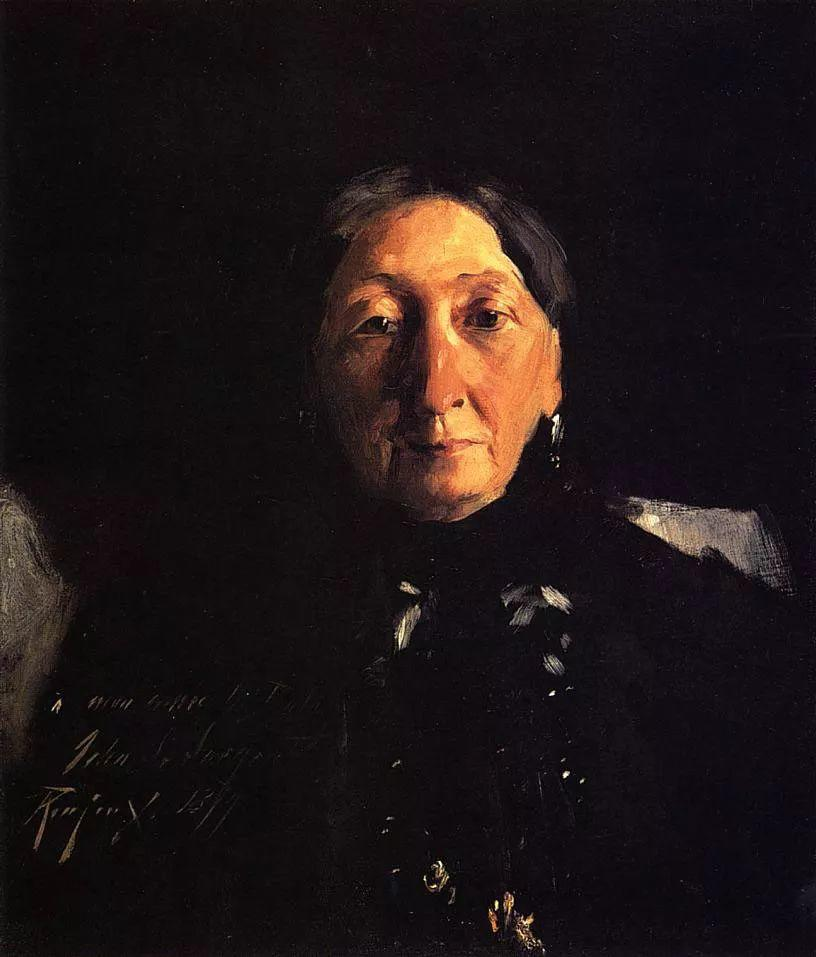 美John Singer Sargent肖像油画欣赏二插图151