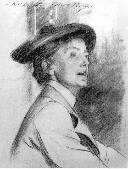 美John Singer Sargent肖像油画欣赏二插图153