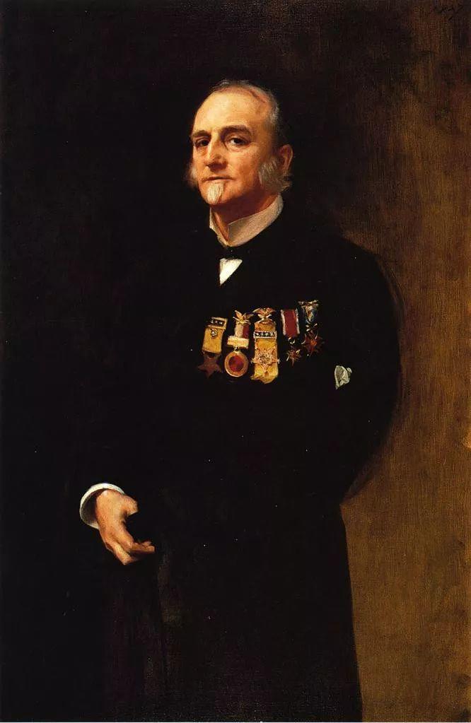 美John Singer Sargent肖像油画欣赏二插图155