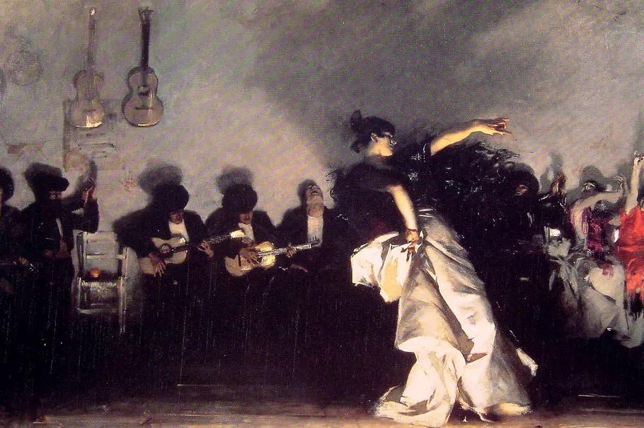 美John Singer Sargent肖像油画欣赏二插图157