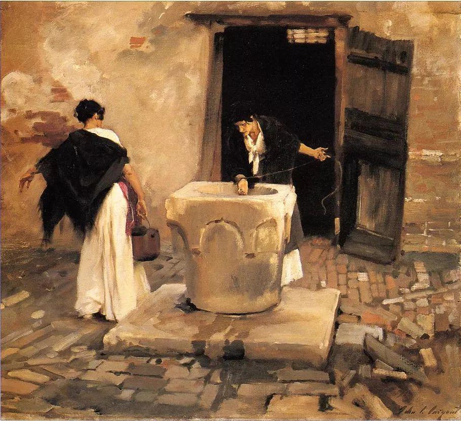 美John Singer Sargent肖像油画欣赏二插图165