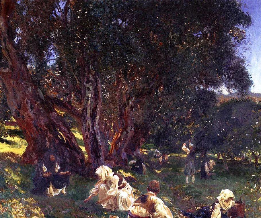 美John Singer Sargent肖像油画欣赏二插图197