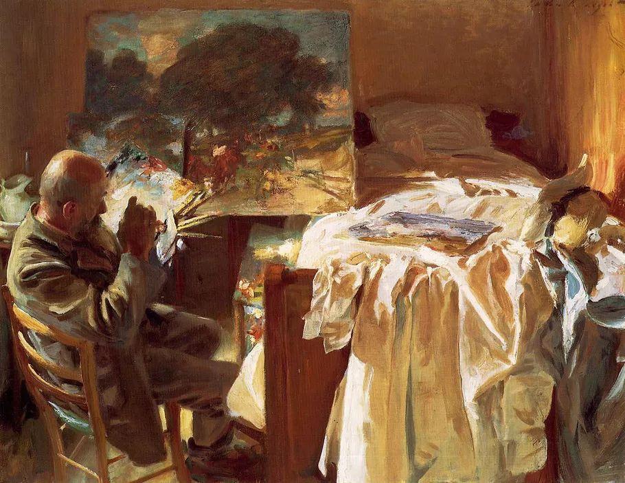 美John Singer Sargent肖像油画欣赏二插图199