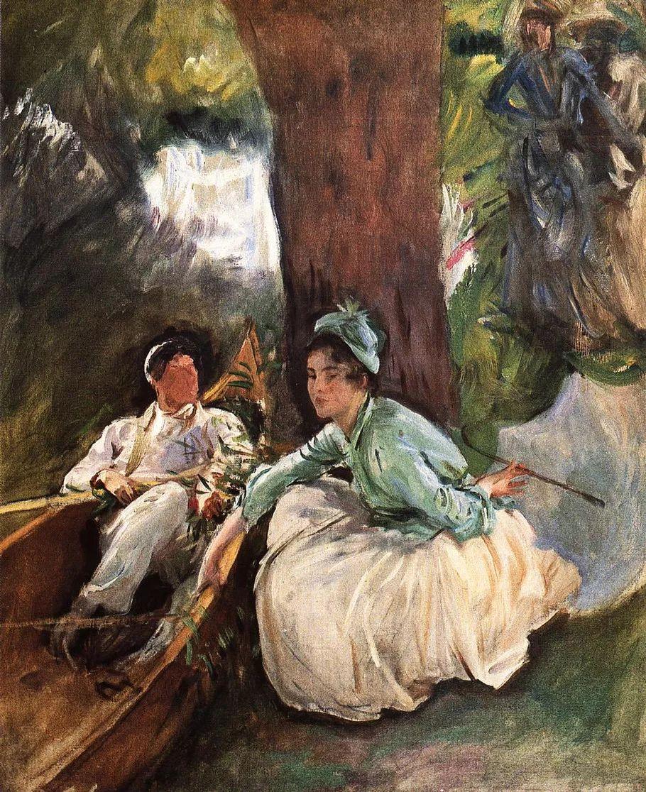 美John Singer Sargent肖像油画欣赏二插图201