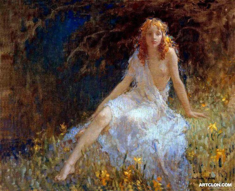 法国Edouard Leon Cortes油画作品插图13