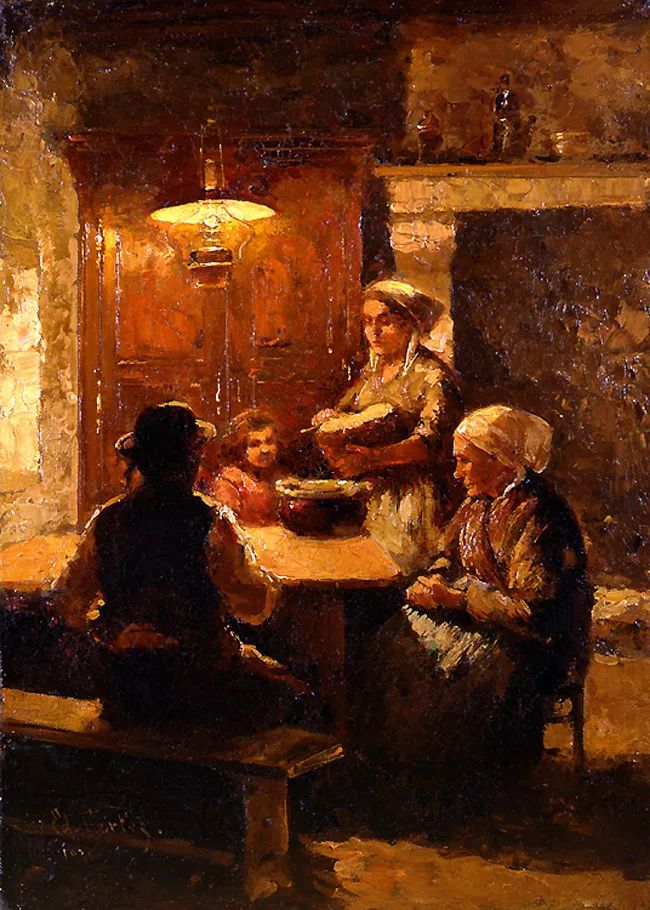 法国Edouard Leon Cortes油画作品插图15