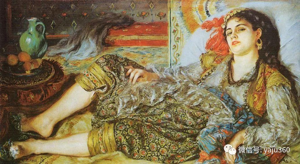 世界著名画家系列之雷诺阿插图111