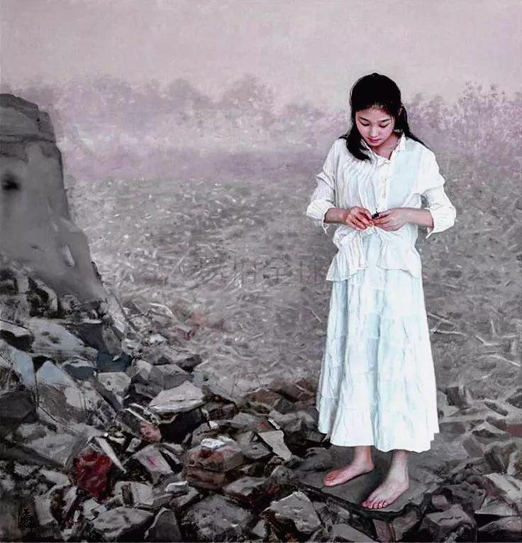 油画世界:吴静涵油画作品欣赏插图