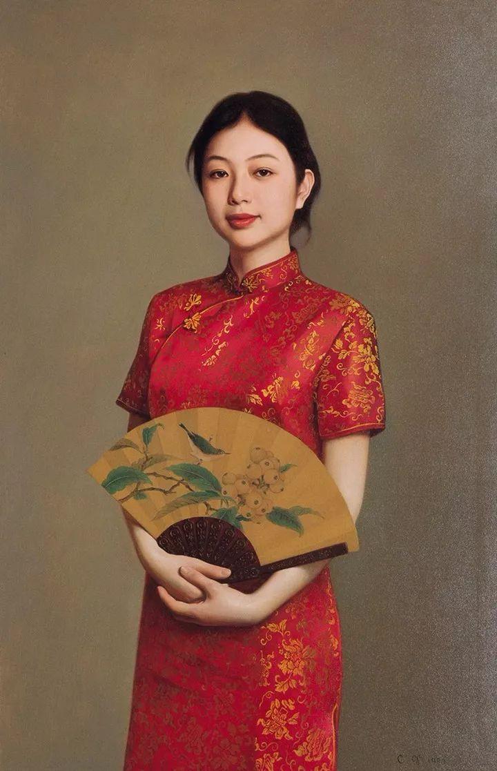 油画世界:吴静涵油画作品欣赏插图1