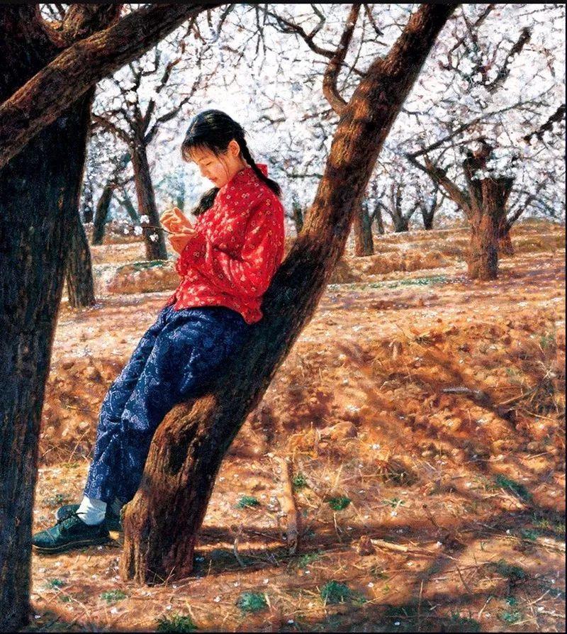油画世界:吴静涵油画作品欣赏插图7