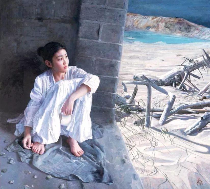 油画世界:吴静涵油画作品欣赏插图8