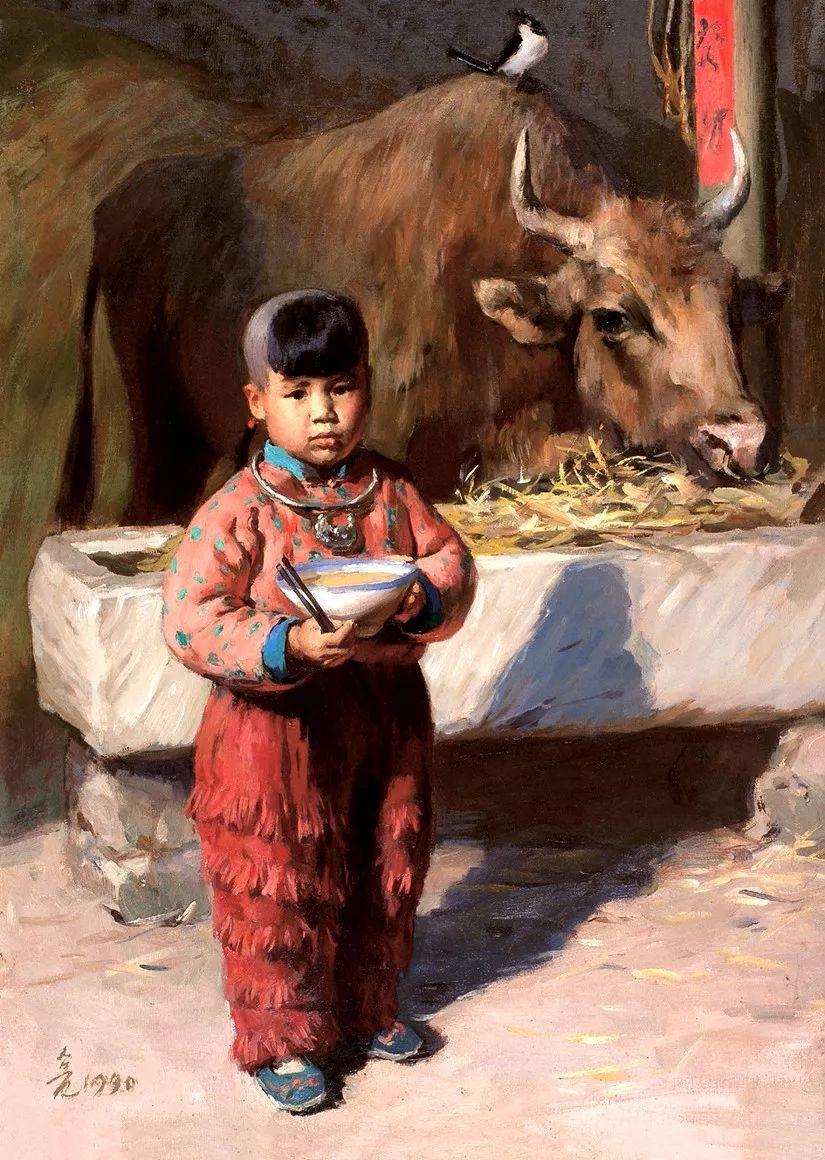 油画世界:吴静涵油画作品欣赏插图10
