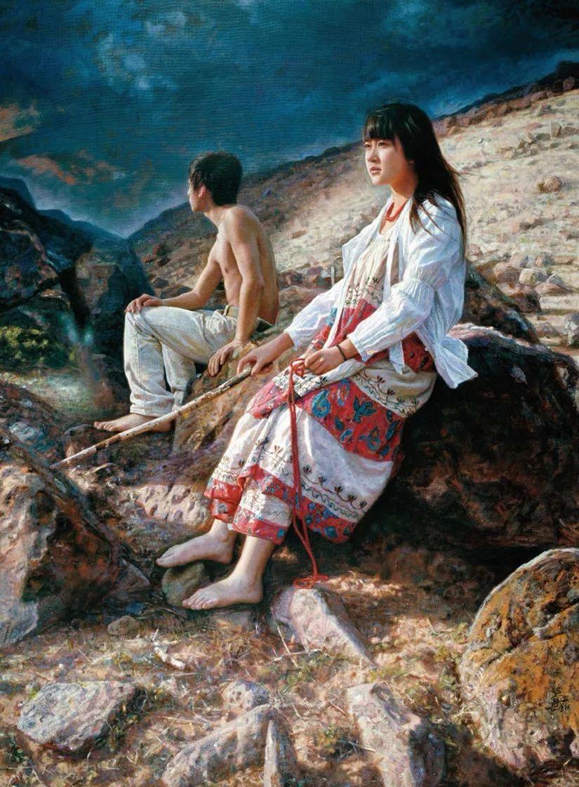 油画世界:吴静涵油画作品欣赏插图14