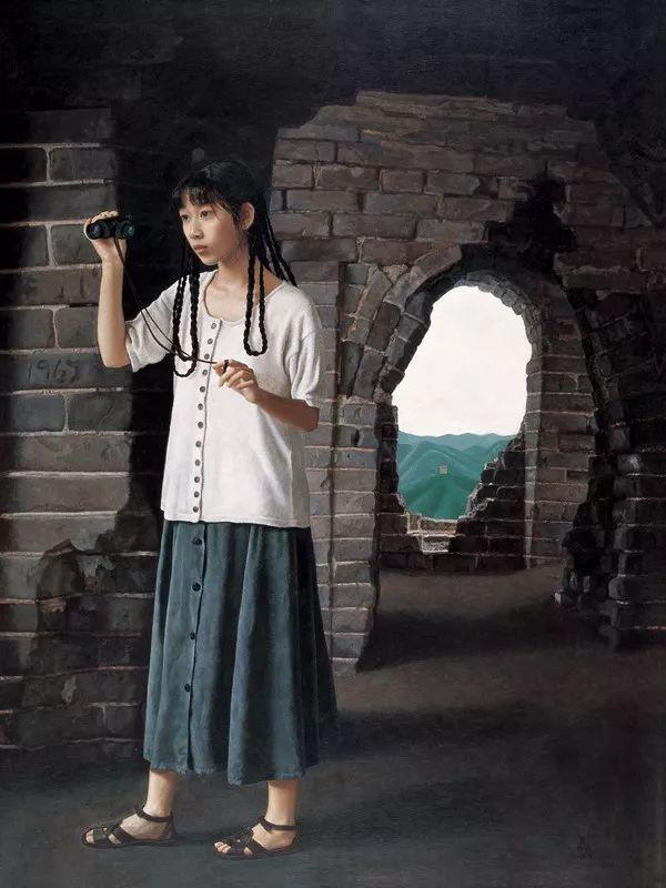 油画世界:吴静涵油画作品欣赏插图15