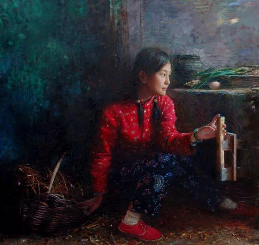 油画世界:吴静涵油画作品欣赏插图16