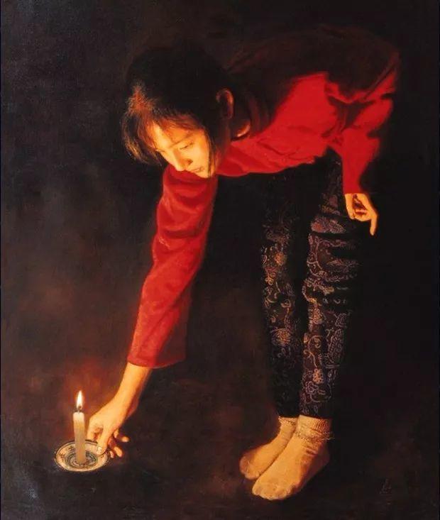 油画世界:吴静涵油画作品欣赏插图17