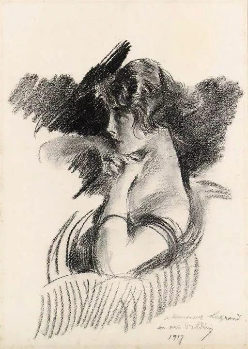 (意)Giovanni Boldini油画欣赏插图6