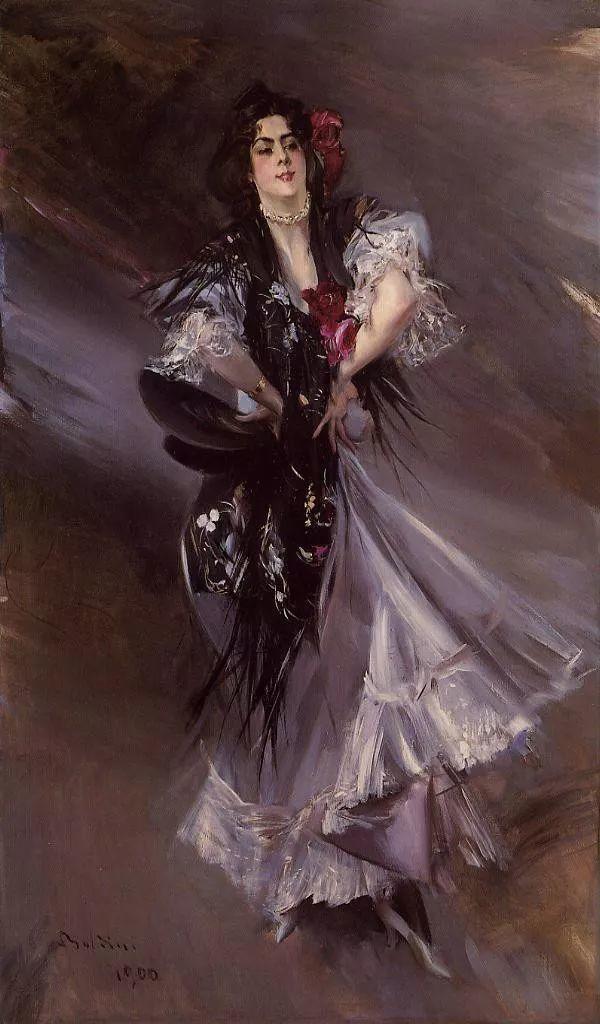 (意)Giovanni Boldini油画欣赏插图9