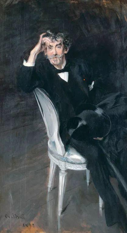 (意)Giovanni Boldini油画欣赏插图18