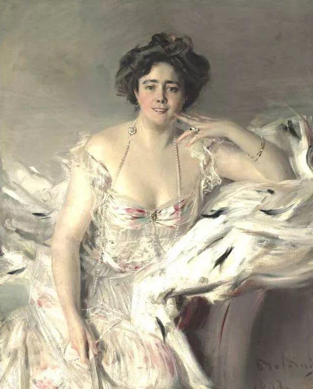 (意)Giovanni Boldini油画欣赏插图19