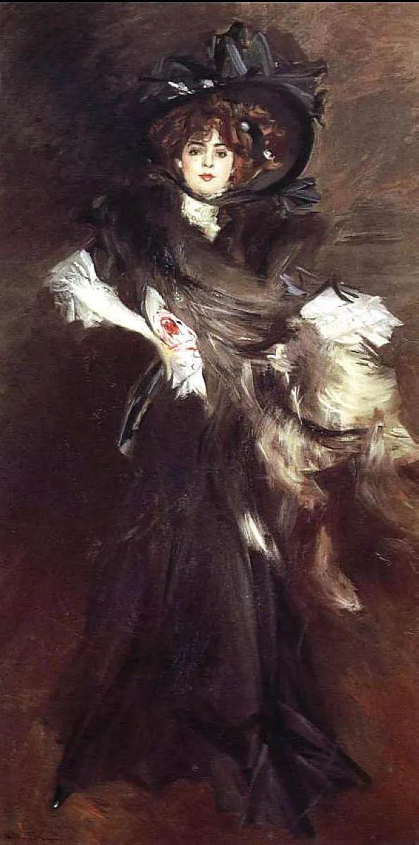 (意)Giovanni Boldini油画欣赏插图31