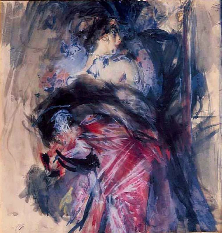 (意)Giovanni Boldini油画欣赏插图46