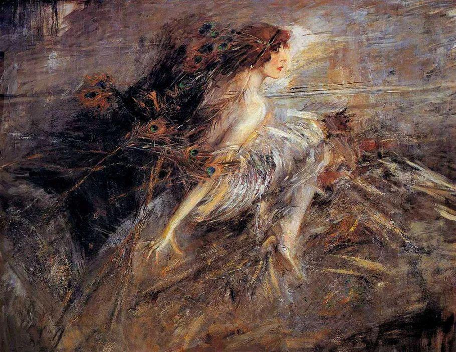 (意)Giovanni Boldini油画欣赏插图50