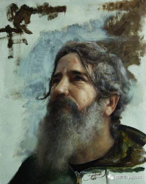 美籍古巴画家Cesar Santos绘画作品插图21